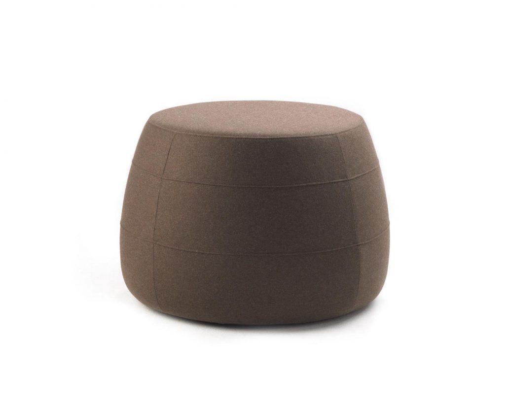 signet big jack hocker gro er sitzhocker mit abgesteppter sitzfl che. Black Bedroom Furniture Sets. Home Design Ideas